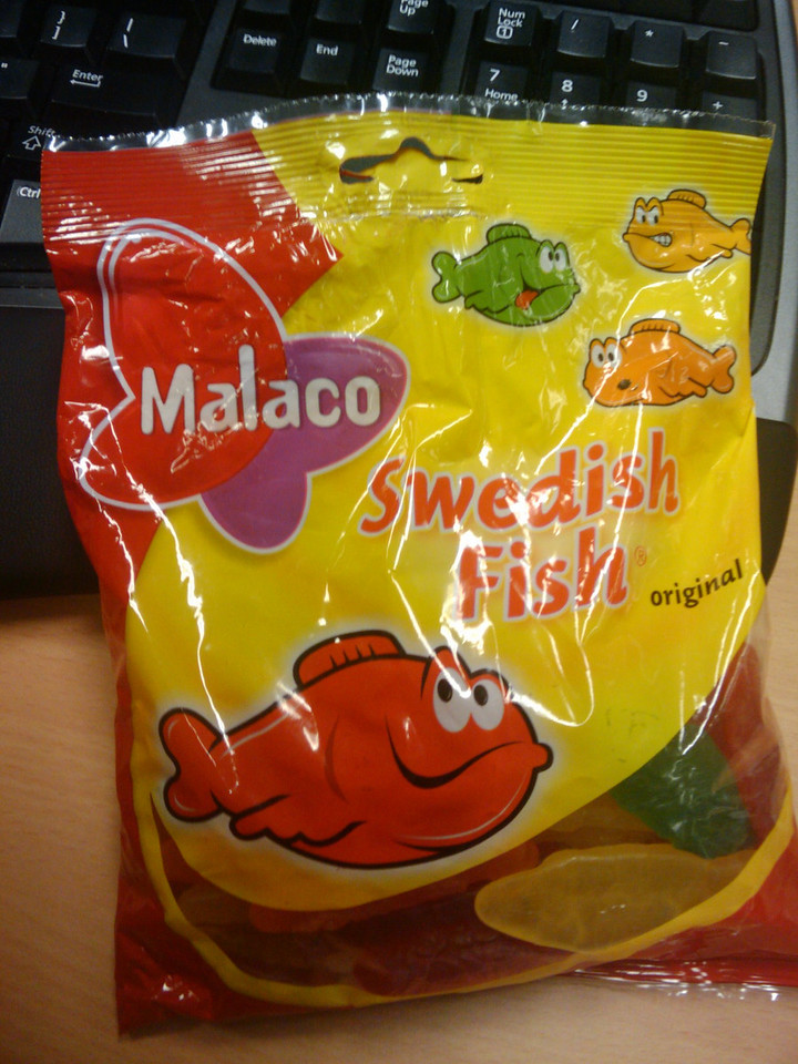 "Ikea ""Swedish"" fish say made in Denmark. Danes poaching your fish Swedes?"