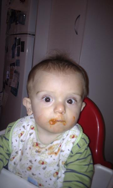 Someone _really_ likes carrots