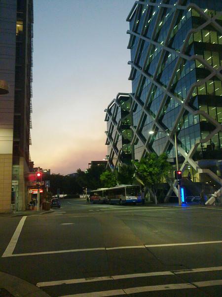 Smoky Sydney