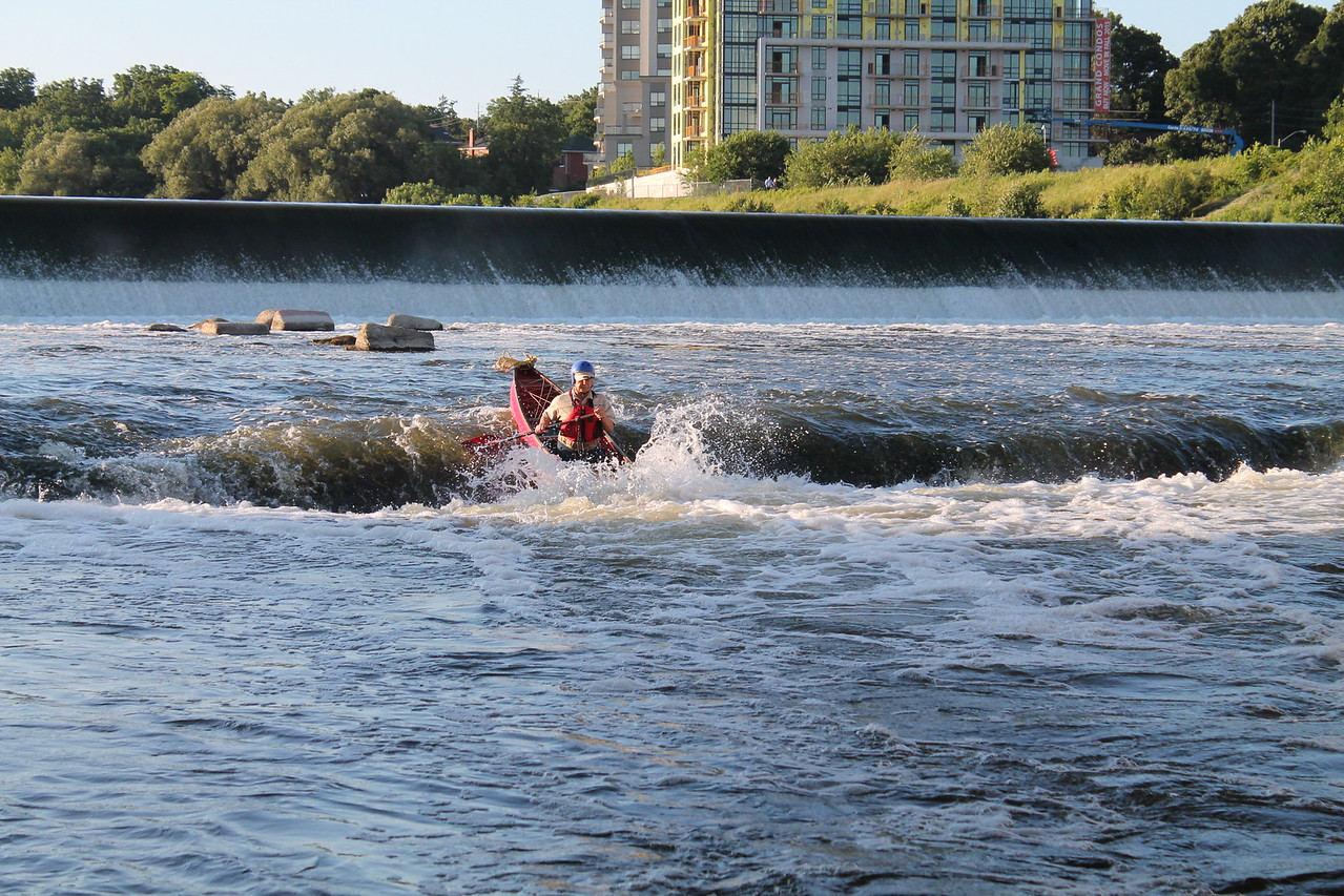 2015-07-21  Moyer's Landing to South End Cambridge