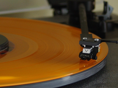Photos of a SOTA Turntable