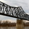 Railroad Bridge - Missouri River