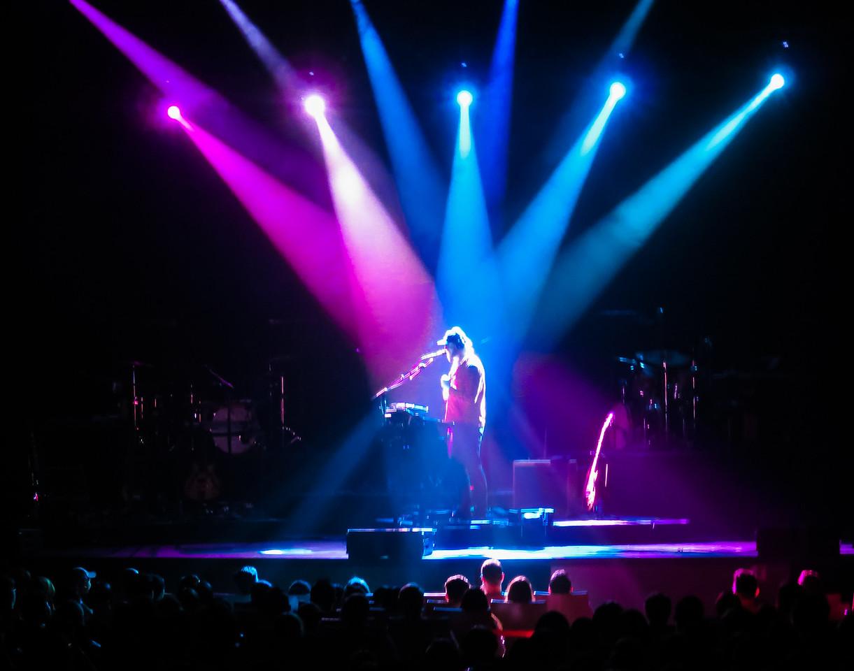 Justin Vernon in Spotlight