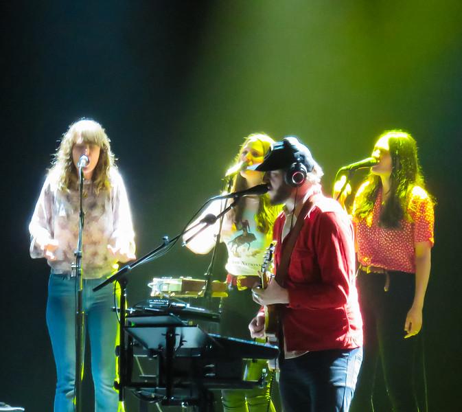 Bon Iver in Concert