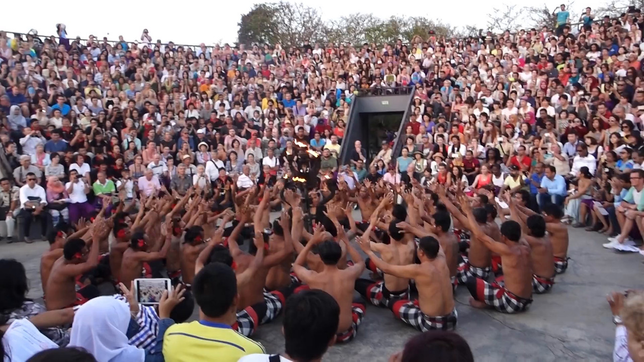 The Kecak Chant (Video)