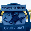 Sydney Fish Market open 7 days