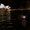 Vivid is really a photographers delight. I love this shot of the capturing the Opera House from two perspectives.