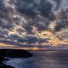 Sunset at Cap Frehel