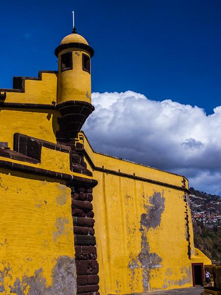 Santa Maria Maior, Funchal, Madeira, Portugal; © Joerg Muehlbacher