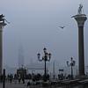 Foggy Venice, Piazza San Marco, Venedig, Venetien, Italy; © Joerg Muehlbacher