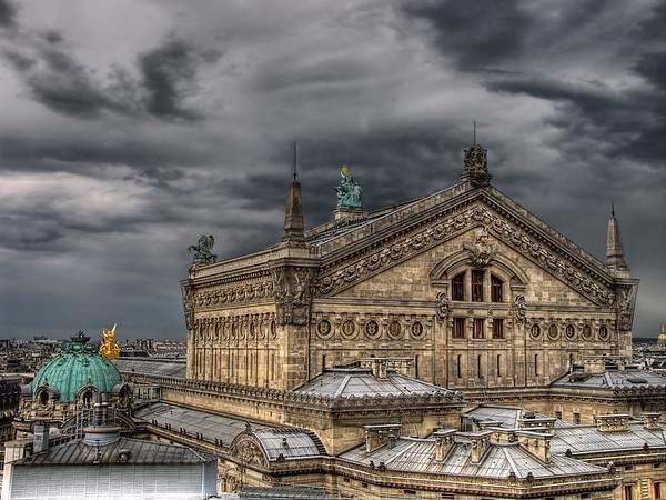 Stormy Opera
