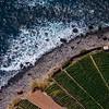 Birds eye view, from Cabo Girao, Cabo Girao, Câmara De Lobos, Madeira, Portugal; © Joerg Muehlbacher