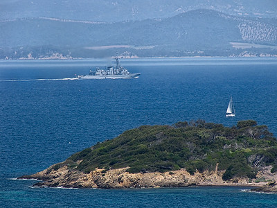 Bateau marine