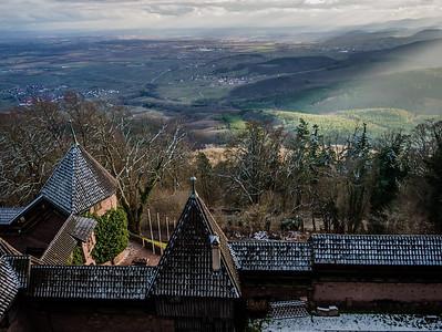 Haut Koenigsburg