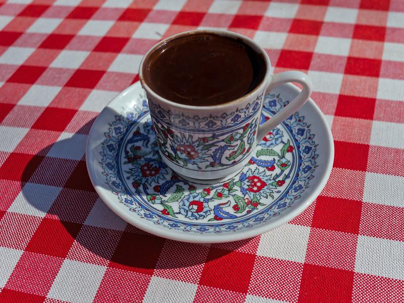 Turkish mocha