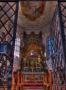 St Maergen Monastery