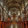 Church Interieur