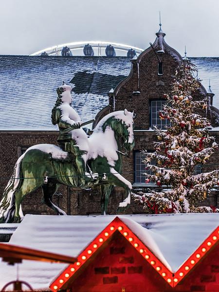 Christmas Market Düsseldorf