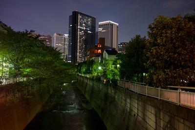 Shinjuku view from Higashi Nakano