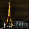 Tour Eiffel par nuit