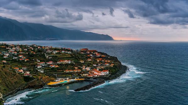 Madeira Sunset
