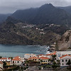 Cloudy Porto da Cruz, with a panoramic view up to cabo sao lourenco, Porto da Cruz, Machico, Madeira, Portugal; © Joerg Muehlbacher