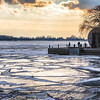Toronto Waterfront in Winter