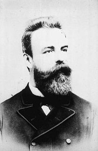 Otto Kahler (1849-1893)<br /> <br /> An Austrian physician who is best known for describing multiple myeloma, a hematological malignancy. He also made other important discoveries in the field of neurology such as describing syringomyelia and the arrangement of the spinothalamic tract in the spinal cord.