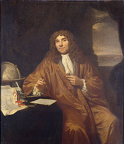 """Antonie van Leeuwenhoek (1632-1723)<br /> <br /> A Dutch tradesman and scientist who is commonly known as """"the Father of Microbiology"""" and considered the first microbiologist. He is best known for his improvement on the microscope and his contributions towards the establishment of microbiology. Using his own microscopes, he was the first to observe and describe single celled organisms. Leeuwenhoek was also the first to record microscopic observations of muscle fibers, bacteria, spermatozon, and blood flow in capillaries."""