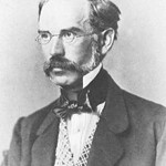 Vaclav Treitz (1819-1872)<br /> <br /> A Czech pathologist who is remembered for his 1853 discovery of the suspensory muscle of the duodenum, a fibrous structure by which the duodenojejunal junction is fixed to the posterior wall of the abdominal cavity. His name is attributed to several other anatomical terms all of which are still valid today.