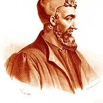 Claudius Galenus or Galen of Pergamon (129 AD - 199/217 AD)<br /> <br /> A prominent Roman physician, surgeon and philosopher. One of the more accomplished medical researchers of antiquity, he contributed immensely to a number of scientific disciplines including anatomy, physiology, pathology, pharmacology and neurology. Galen's anatomical reports based on dissections of monkeys and pics remained uncontested until 1543 and his theory of the physiology of the circulatory system sustained until 1628.