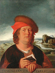 Paracelsus (1493-1541)<br /> <br /> A German-Swiss Renaissance physician, botanist, alchemist, astrologer and general occultist who pioneered the use of chemicals and minerals in medicine. He believe that humans must have certain balances of minerals in their bodies and that certain illnesses of the body had chemical remedies that could cure them. During Parcelsus' time, the dominant medical treatments were specific diets, purging and bloodletting to help restore the body's balance and fight something on the inside, but he challenged this view saying that illness was a result of the body being attacked by outside agents. Thus, he is sometimes called the father of toxicology.