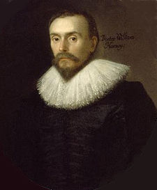 """William Harvey (1578-1657)<br /> <br /> An English physician who was the first to describe in detail the systemic circulation and properties of blood being pumped to the body by the heart which he published in his 72-page book """"De Motu Cordis"""" (On the Motion of the Heart and Blood)."""