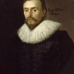 "William Harvey (1578-1657)<br /> <br /> An English physician who was the first to describe in detail the systemic circulation and properties of blood being pumped to the body by the heart which he published in his 72-page book ""De Motu Cordis"" (On the Motion of the Heart and Blood)."