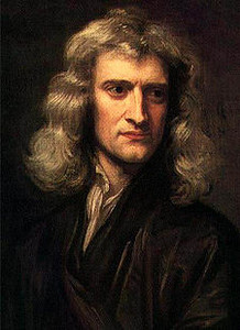 Sir Isaac Newton (1642-1727)<br /> <br /> An English physicist, mathematician, astronomer, philosopher, alchemist, and theologian considered one of the most influential scientists who ever lived. Philosophiae Naturalis Principia Mathematica, published in 1687, lays the foundation for most of classical mechanics. In this work, Newton described universal gravitation and his three laws of motion which dominated the scientific view of the physical universe for the consequential three centuries.
