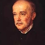 Samuel Gee (1839-1911)<br /> <br /> English physician and paediatrician who published the first complete modern description of coeliac disease, as well as, first theorizing on the importance of diet in control. Gee is also credited with the first English description of cyclic vomiting syndrome.