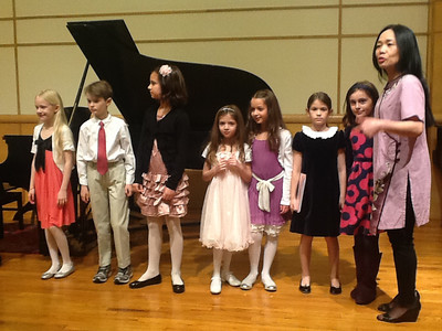 Piano Recital NY March'12