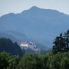 Schloss Hohenschwangau in Bavarian region of Germany