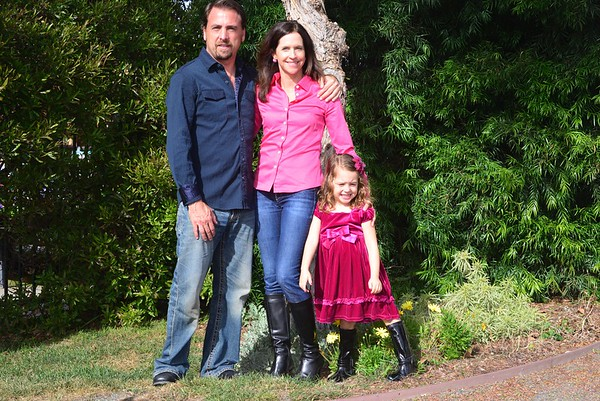 Pickslay Family Holiday Shoot 2014