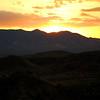 Four Peaks Sunset