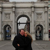 Me and Daiva in London.