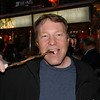 I am eating a snake on a stick.<br /> Beijing China, April 2012