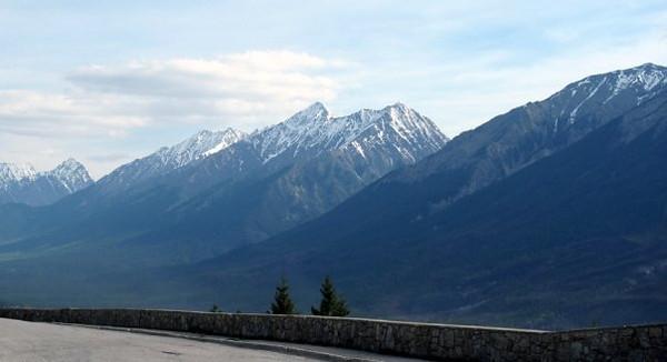 Canadian Rockies, Banf Alberta Canada