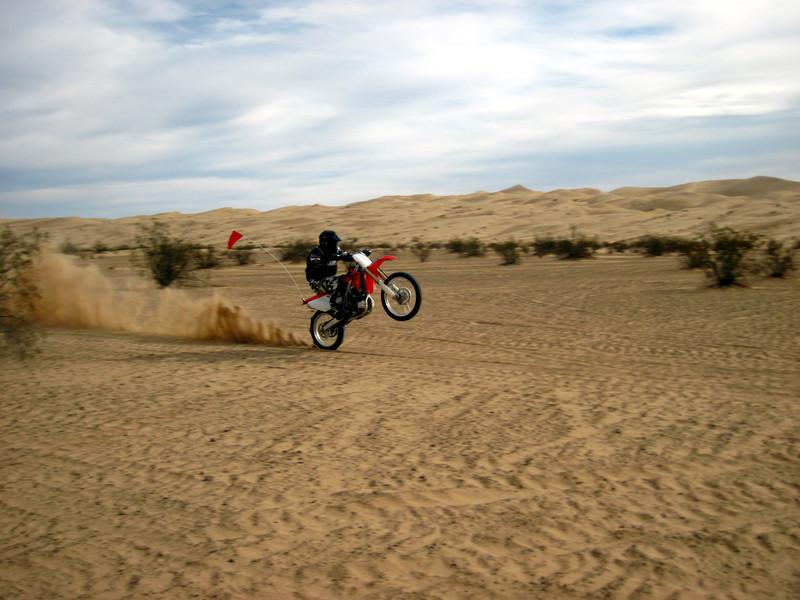 Glamis Sand dunes California
