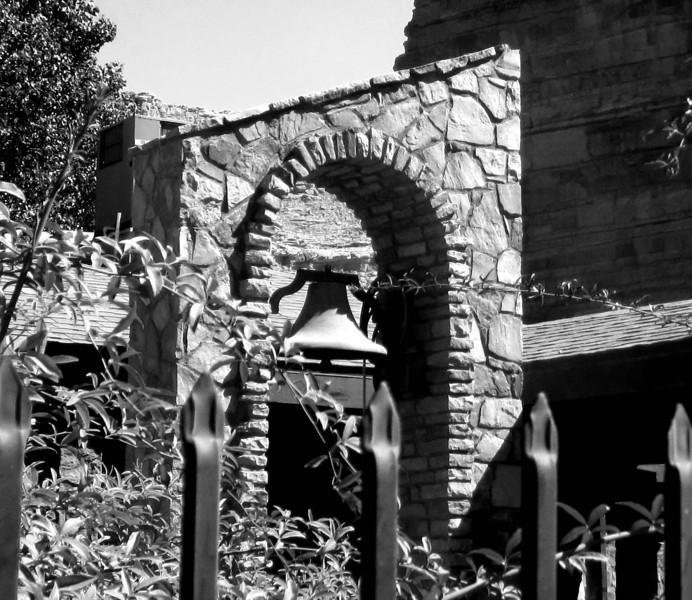 Havasupai Village school bell, Grand Canyon