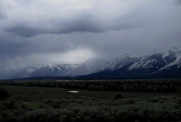 Teton National Park, Wyoming.