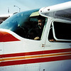 This is me getting the Plane ready for take off in Prescott, AZ.