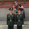 """My Colleague.<br /> We were asked not to take pictures of the """"guards"""" so we did anyways.  :-p"""