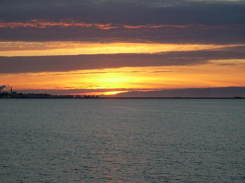Bay in Washington