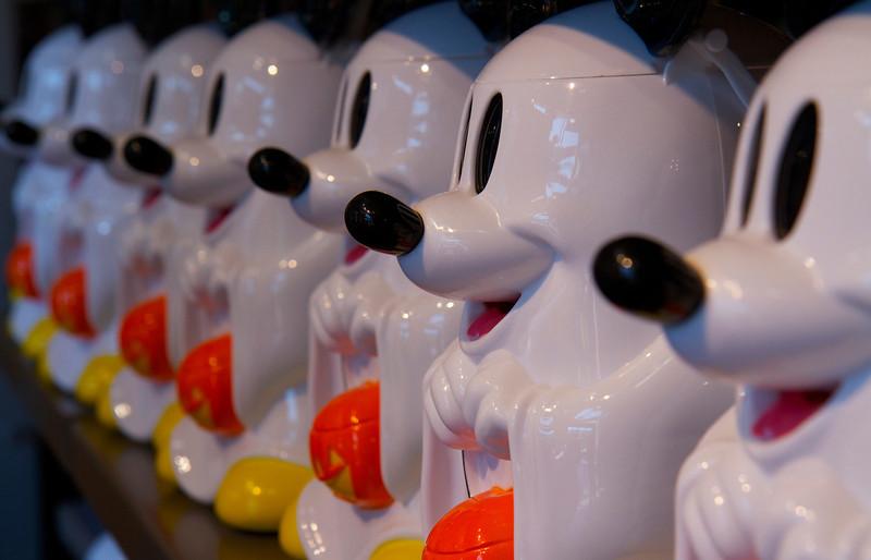 Haunted Mickeys